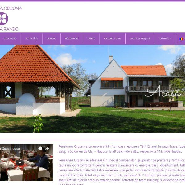 Orgona Guesthouse